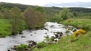 Coniecleugh Fishings, River Deveron, Huntly
